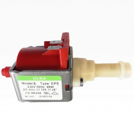 Bomba de agua para cafeteras Ulka E Type EP5 -48w SAECO PHILIPS DELONGHI