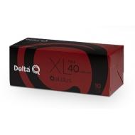 PACK XL 40 capsulas Qualidus, espresso intensidad 10, Delta Q