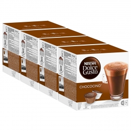 DOLCE GUSTO 4X CHOCOCINO