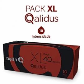 CAPSULAS DELTA Q QALIDUS XL 40 Capsulas