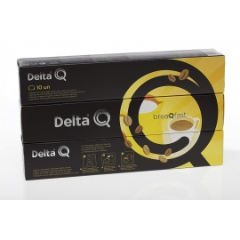 CAPSULAS DELTA Q BREAQFAST Pack 30 CAPSULAS