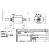 Bomba de agua para cafeteras ARS/Invensys CP3A/ST