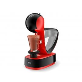 Cafetera de Cápsulas Dolce Gusto Delonghi INFINISSIMA EDG260R Rojo y negro