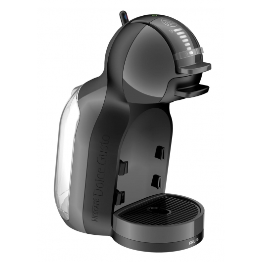 Cafetera Capsulas Dolce Gusto MINI ME KRUPS KP1208 NEGRO-GRIS
