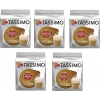 Tassimo Marcilla Cafe con leche Cápsulas - Pack 5 paquetes (80 cápsulas)
