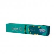 Cápsulas Tisana Delta Q® Refresh Menta y Jenjibre
