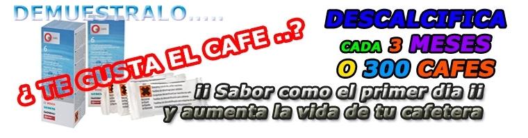 LIMPIEZA CAFETERAS